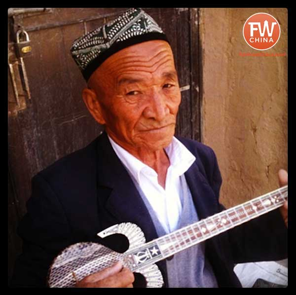 Xinjiang is home to the Uyghur people.