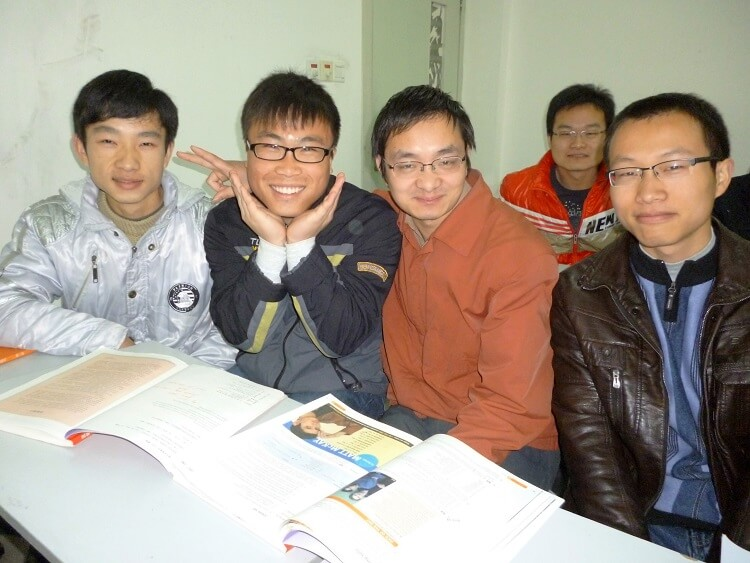 Challenges facing English teachers in China