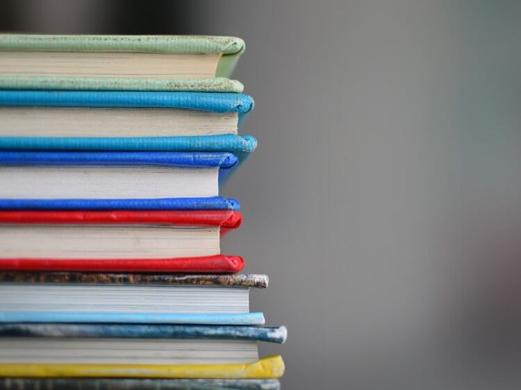 Text books are pretty bad in China