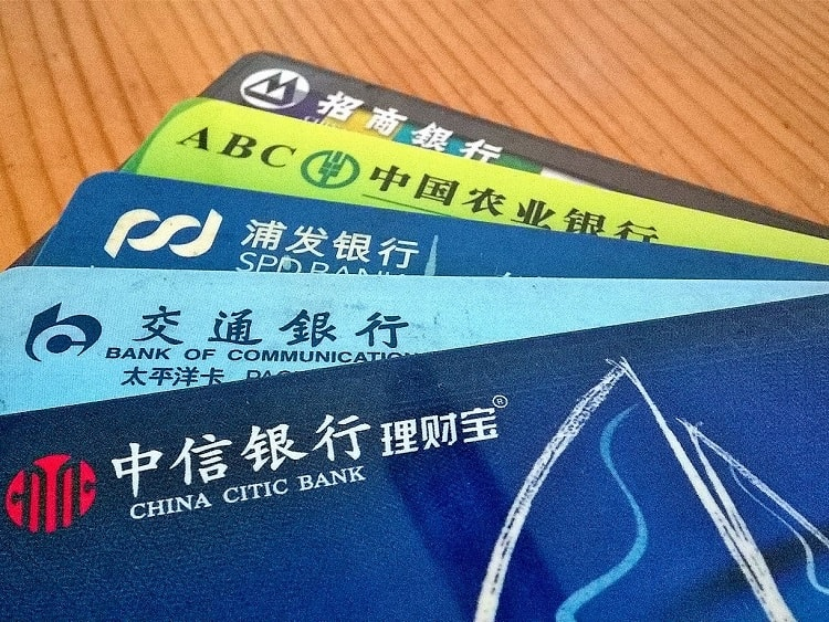 Why do Chinese people have dozens of bank accounts?
