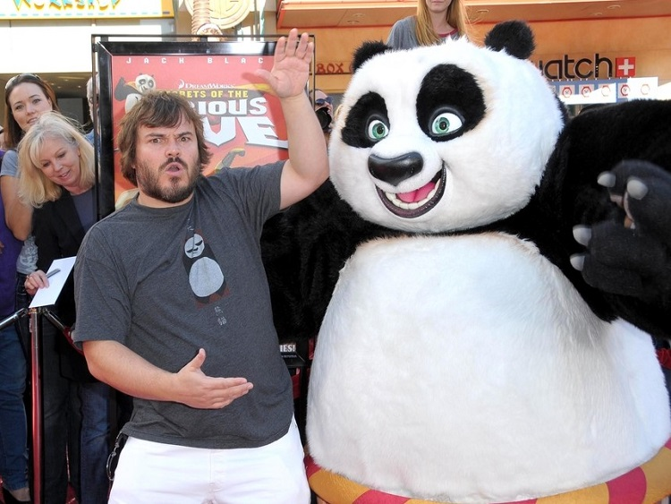 Kung Fu Panda is one of the top China related movies of all time.