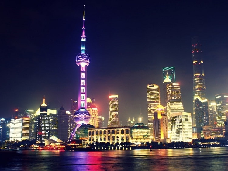 You can teach in a city that's smaller than Shanghai and get off the beaten track.