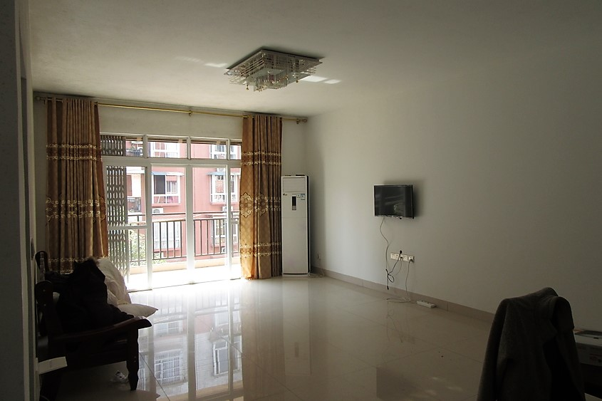Typical English teacher apartment in China