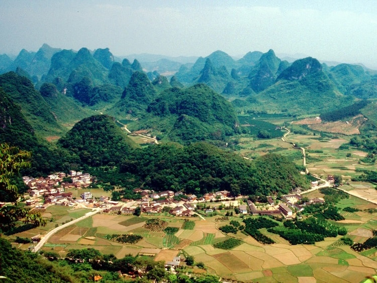 Teach English in Yangshuo China