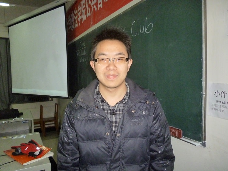 Classroom management is a good skill to have as a university teacher in China