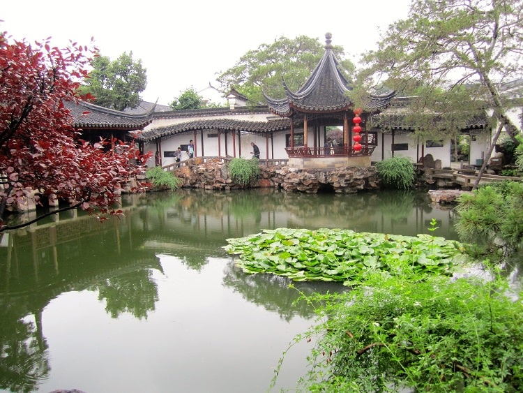 Suzhou is one of China's top tourist cities