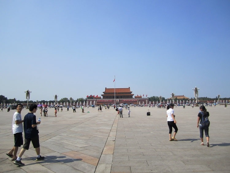 Beijing is China's top tourist city