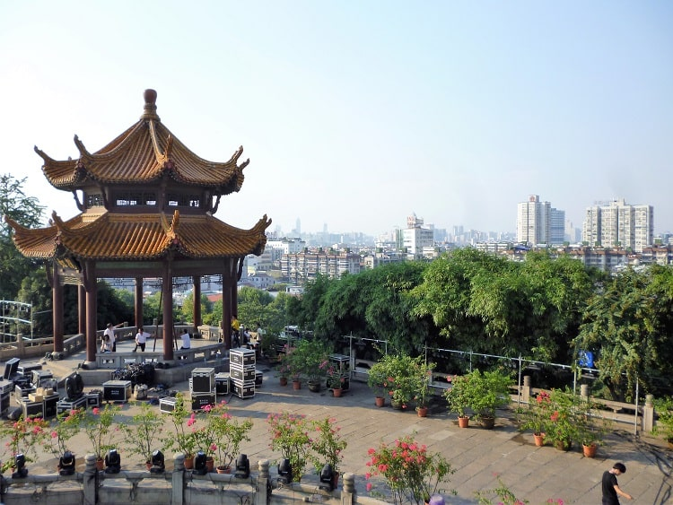 Wuhan makes the top 10 cities to visit in China list