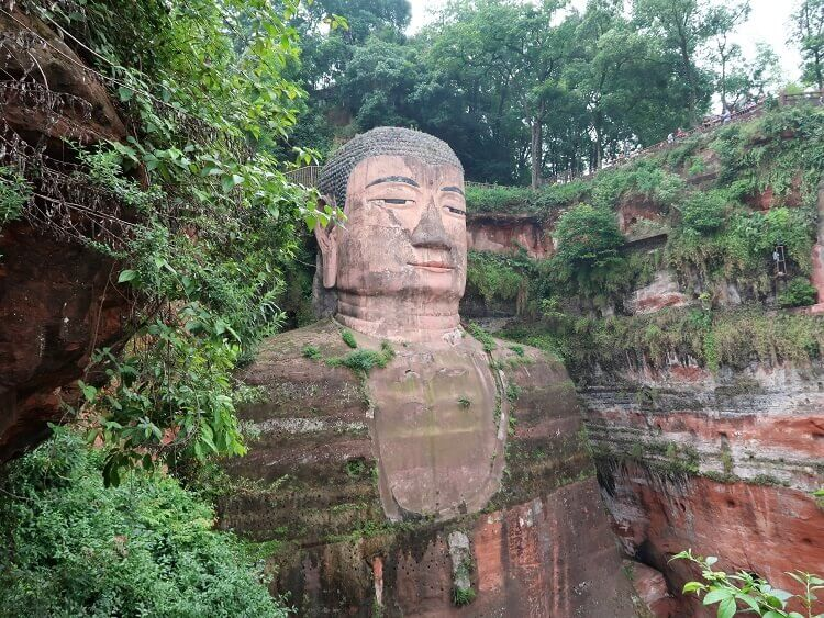 A teaching in China tip is to visit UNESCO tourist sites
