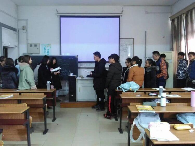 Managing student behavior in Chinese universities