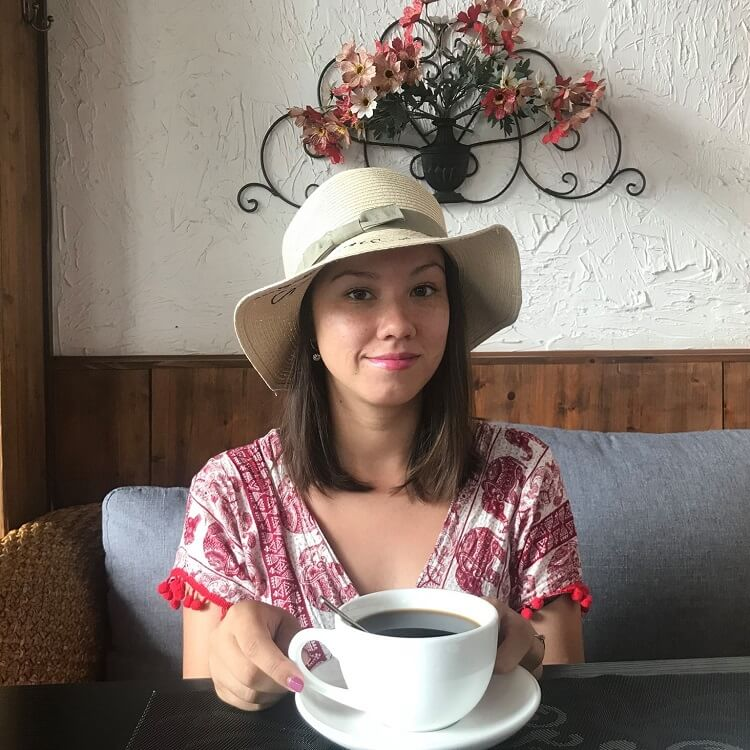 Stacy Dahl English teacher at a Chinese university
