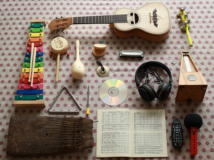 A musical instrument may help in your classroom in Beijing