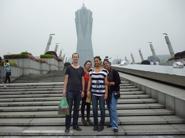 Teaching English in Hangzhou